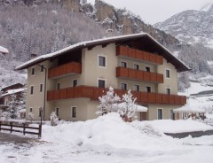 Isolaccia - Valdidentro - Apartmány CASA MARTINELLI
