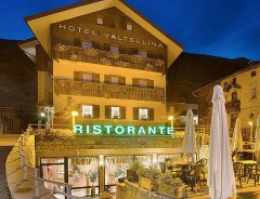 Livigno - Hotel VALTELLINA ***